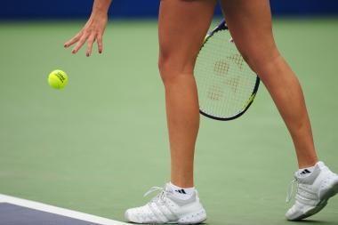 Lietuvos tenisininkei laimėti nepavyko