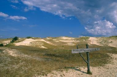 Rusijos aplinkosaugininkai džiaugiasi Lietuvos Kuršių nerija