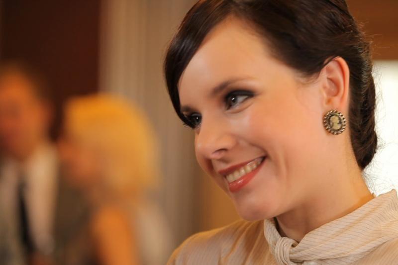 Aktorę V. Bičkutę nuo negandų  gelbėjosi reiki pagalba