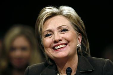 H.Clinton: JAV yra su Baltijos šalimis joms toliau stiprinant ekonomiką