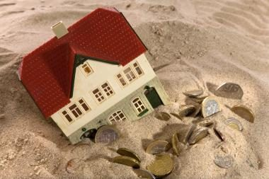 NT bendrovės nenori mokėti už neparduotus būstus