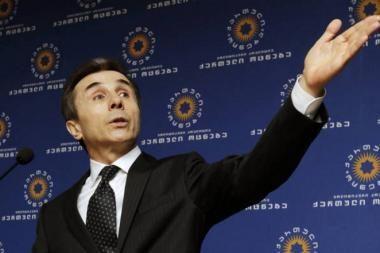 Rinkimai Gruzijoje: opozicijos šalininkai švenčia