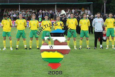Lietuviai kovoje dėl Baltijos taurės pralaimėjo latviams