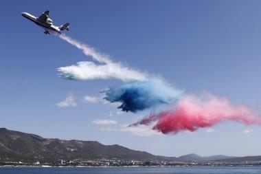 Rusijos karo lėktuvai įskrido į JAV ir Japonijos bendrų jūrų pajėgų pratybų zoną