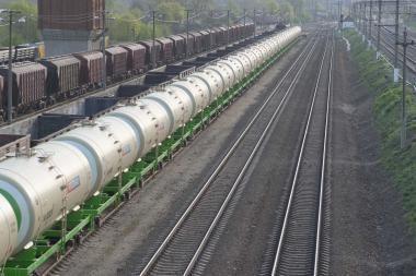 ES pinigai - vandens ir geležinkelių transporto projektams