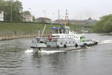 Kauno mariose atidaryti pramoginiai maršrutai laivais