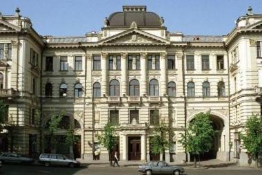 Generalinė prokuratūra pradėjo tyrimą dėl galimo Filharmonijos turto pasisavinimo