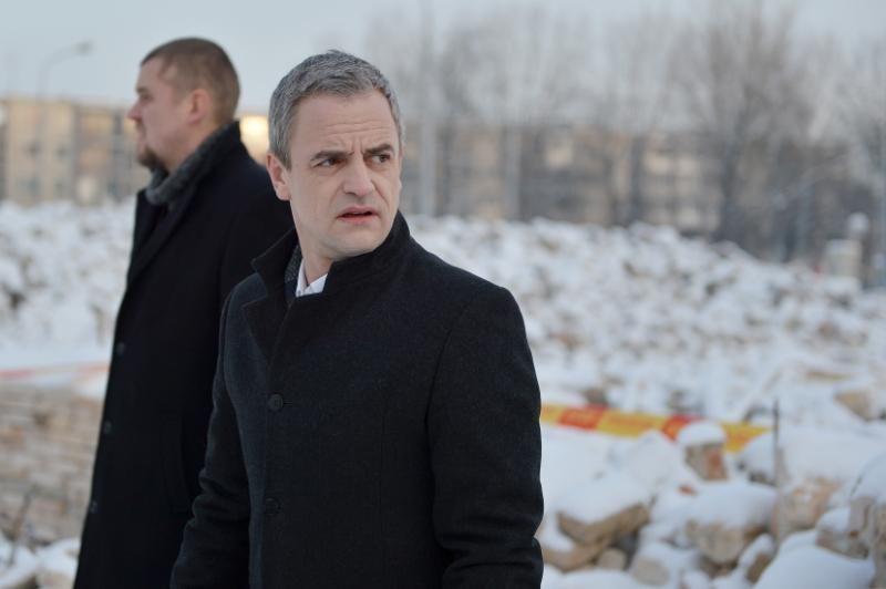 A. Dainavičius televizijoje pasirodys kitokiu amplua