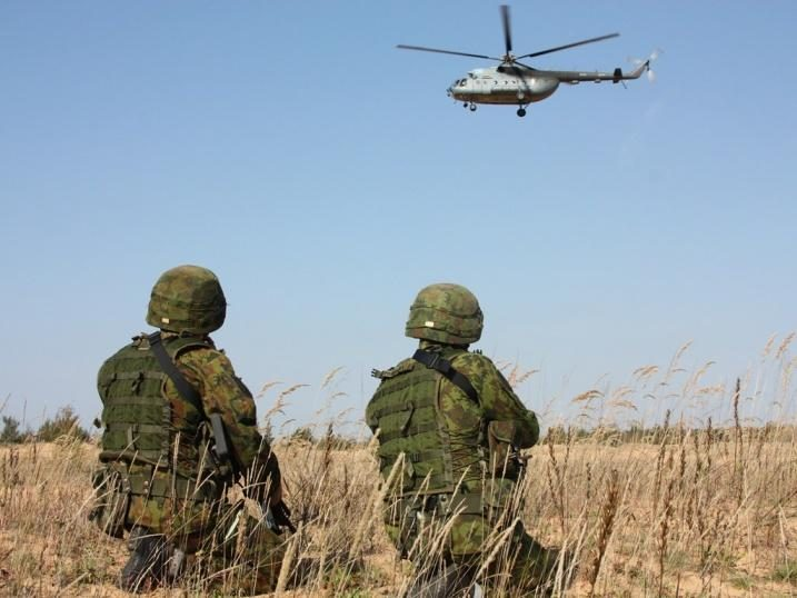 NATO vadovas ragina Lietuvą didinti išlaidas gynybai