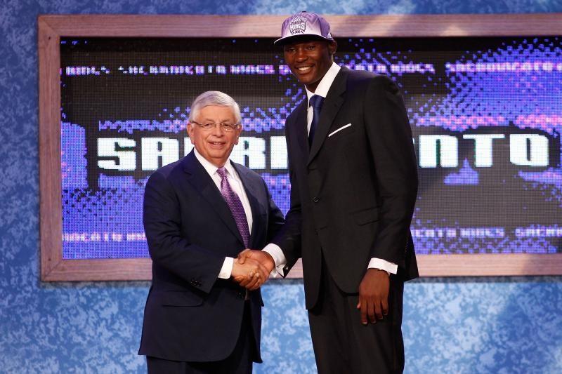 NBA biržoje pašauktas B.Biyombo užstrigo Ispanijos lygoje