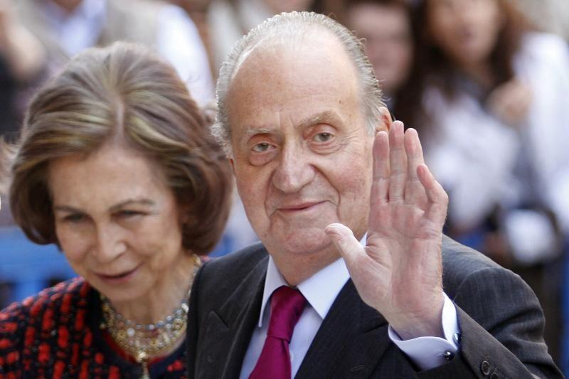 Ispanijos karalius vėl operuotas po traumos per medžioklę