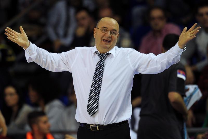 Pratrūko: Belgrado klubų derbyje krepšininkai emocijų nevaldė