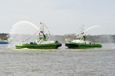KLASCO baigė formuoti uosto vilkikų laivyną