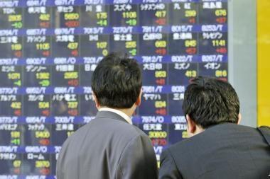 Japonijos verslininkai domisi Baltijos šalimis