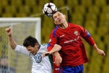 CSKA komandai - nuostolis su dopingo kvapeliu