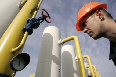 Lietuva tarpininkauja Ukrainos derybose dėl dujų