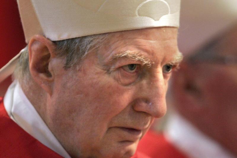 """Bažnyčia """"atgyvenusi 200 metų"""", paskutiniame interviu sakė kardinolas"""