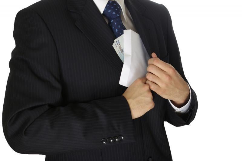 STT: bankroto administratorius Klaipėdoje įtariamas kyšininkavimu