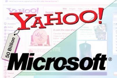 """""""Yahoo"""" kaina – 52 milijardai dolerių"""