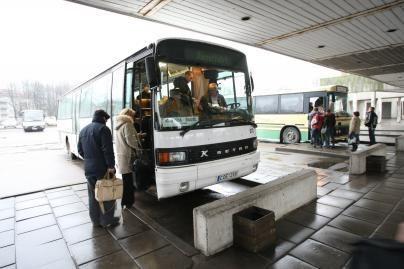 Autobusai užsuks į Elektrėnus