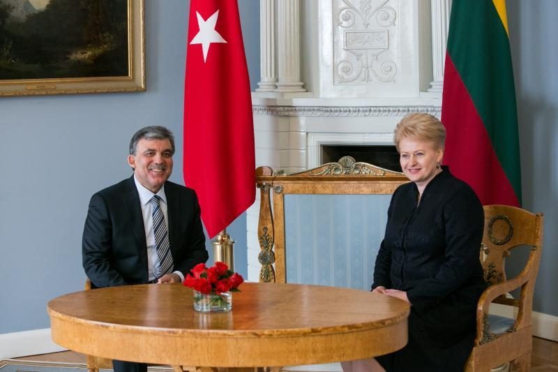 Prezidentė: Lietuvos ir Turkijos verslui atsiveria naujos galimybės
