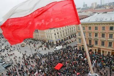 Ministras: švietimo srityje lenkams Lietuvoje nebus blogesnių sąlygų nei lietuviams Lenkijoje
