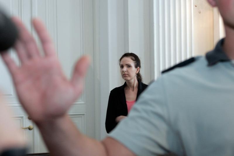 Ar E.Kusaitė mokės baudą už prokuroro įžeidimą, paaiškės po 2 savaičių