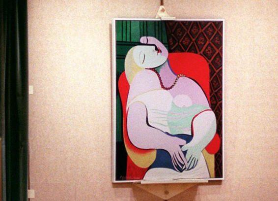 Picasso meilužės portretas parduotas net už 155 mln. dolerių