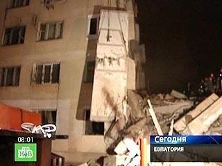 Ukrainoje sprogo daugiabutis
