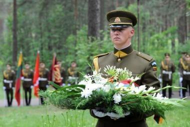 Vilniuje perlaidoti Napoleono karių palaikai