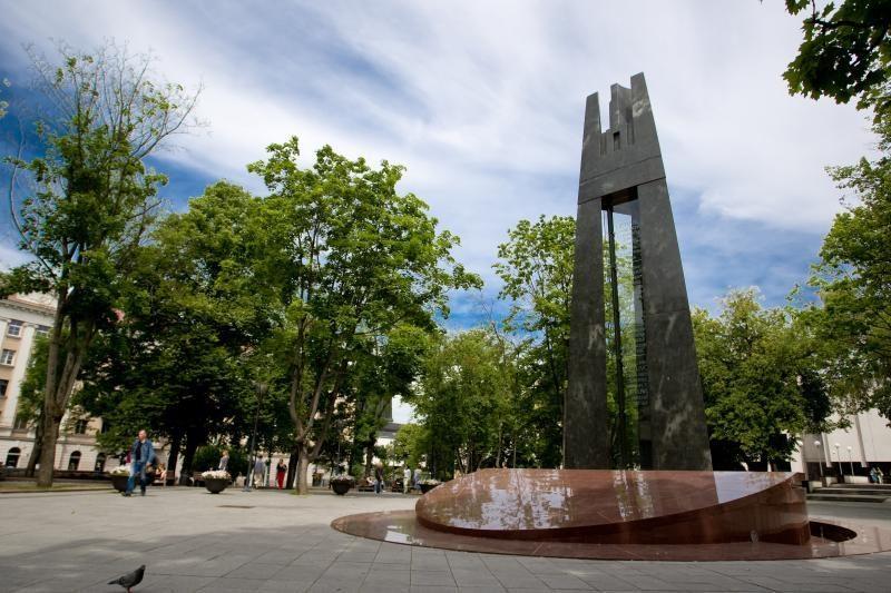 Vilniuje mitingu valdžia bus raginama nepasiduoti Lenkijos spaudimui