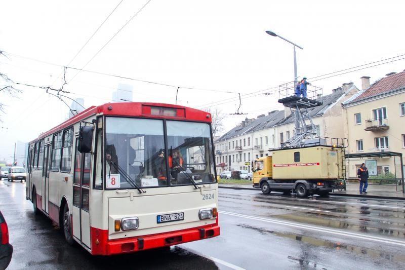 Kokia kaina Vilniaus viešasis transportas bandys aplenkti bankrotą