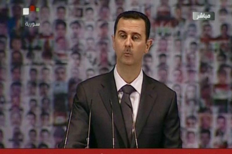 Sirijos prezidentas neranda partnerių dialogui (atnaujinta 18:22 val.)
