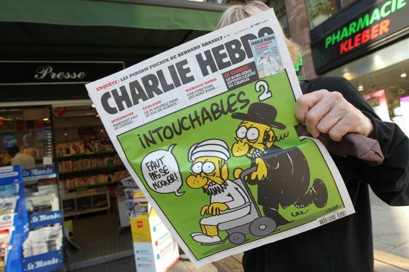 K. Westergaardas: vakarai negali tylėti iš baimės įžeisti islamą