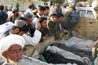 Afganistane žuvo 17 civilių