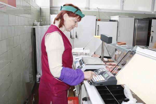Kasos aparatų prievolė iš Klaipėdos turgaviečių išbaidė prekeivius