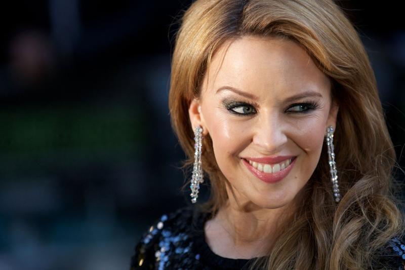 Už spindėjimą giriama K. Minogue parodė savo raukšleles (nuotraukos)