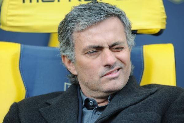 J.Mourinho oficialiai tapo