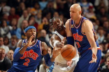 Ž.Ilgauskui absoliutus NBA lygos lyderis pateikė du pasiūlymus