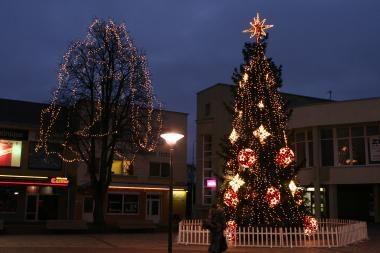 Palangoje įsižiebs Baltijos jūros šalių Kalėdų eglės