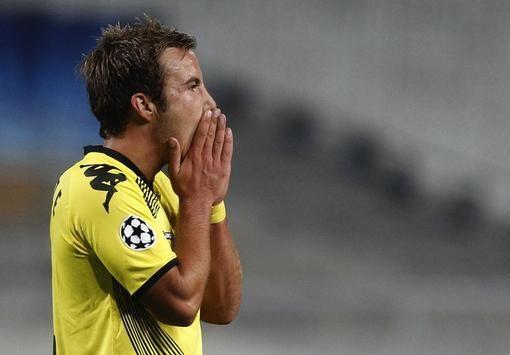 """""""Borussia"""" fanų rūstybę pajuto ir M. Gotze šeima"""