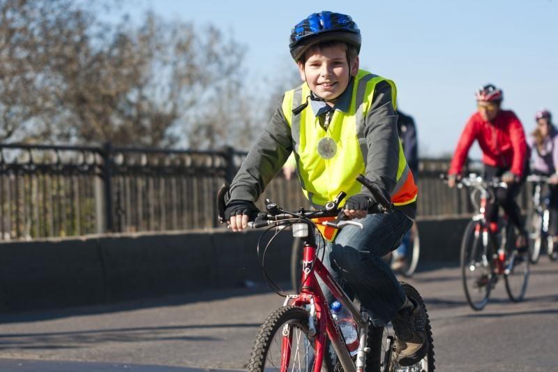 Policija dviratininkus ragina registruoti dviračiius