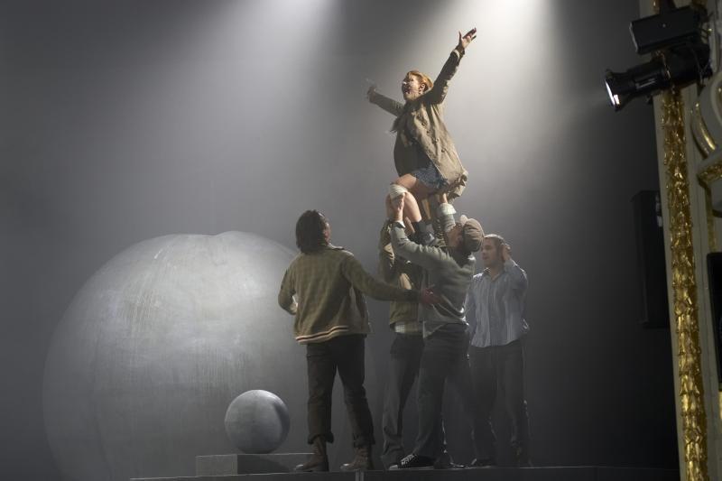 Klaipėdos muzikinis teatras rengia naujo spektaklio atlikėjų atranką
