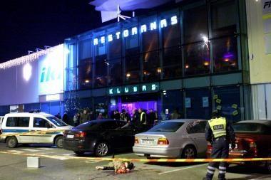 Kaune naktį nušautas vyras (dar papildyta)