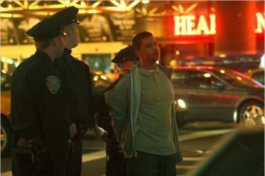 Velykų naktį Niujorke švilpė kulkos