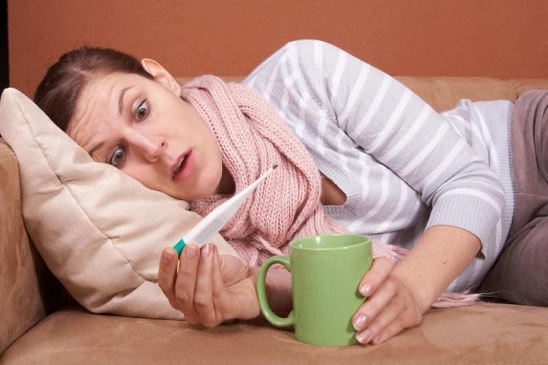 Klaipėda artėja prie gripo epidemijos slenksčio