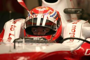 "Japonas K.Kobayashi – pirmasis ""Sauber"" pilotas"
