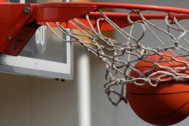 Lietuvos jaunimo krepšinio rinktinė dukart įveikė latvius