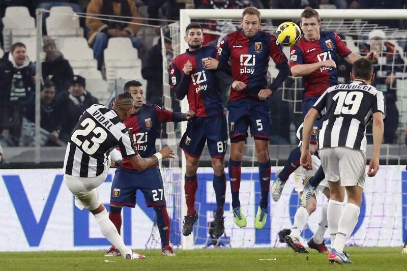 """Italija: """"Juventus"""" ir """"Lazio"""" prarado taškus"""