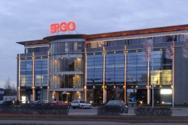 """""""Ergo"""" šiemet Baltijos šalyse pasirašė 6 proc. daugiau įmokų – 265 mln. litų"""
